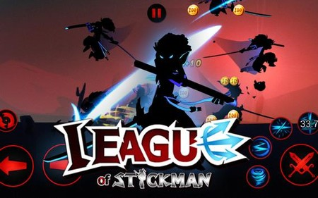 League Stickman