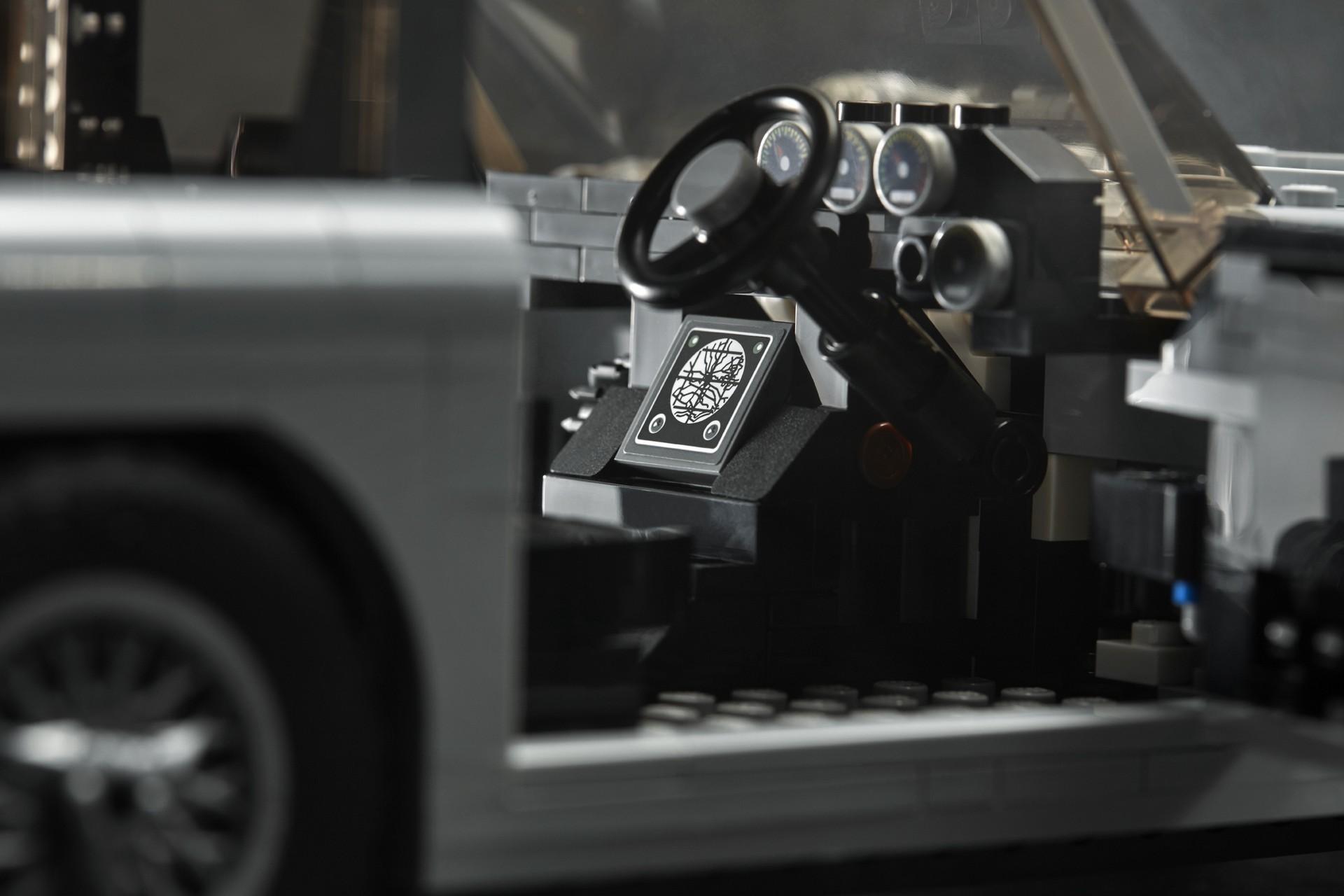 Foto de Aston Martin DB5 007 de LEGO (32/39)
