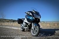 BMW R 1200 RT, prueba (características y curiosidades)