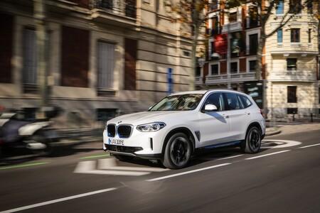 BMW iX3 Prueba 1