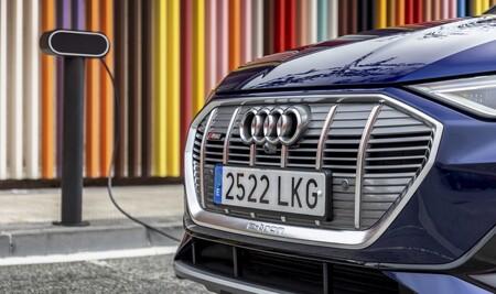 Audi E Tron Sportback Baja 128