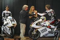 Presentación del equipo Onde 2000 de 125cc