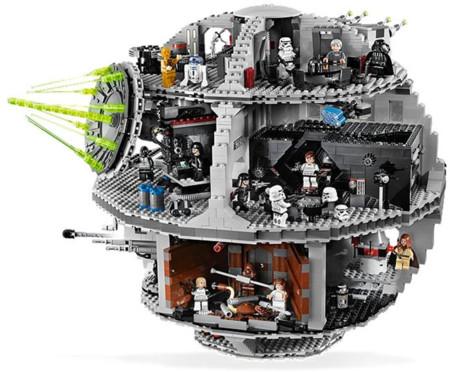 LEGO construcción