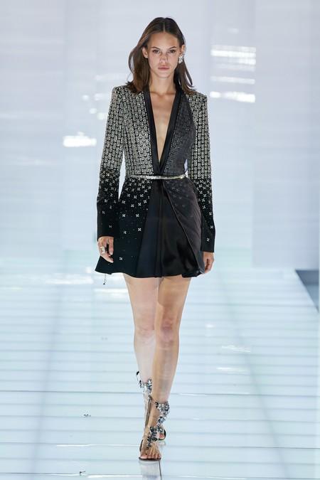Azzaro Couture Dress