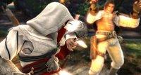 Ezio de 'Assassin's Creed' confirmado en 'Soul Calibur V' con vídeo incluido. Fecha de salida oficial desvelada