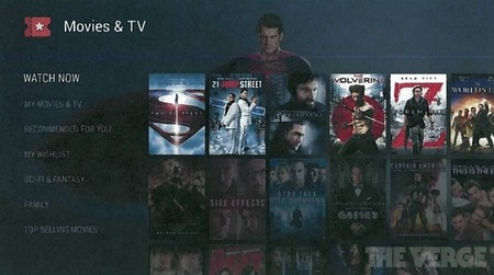 Películas en Android TV