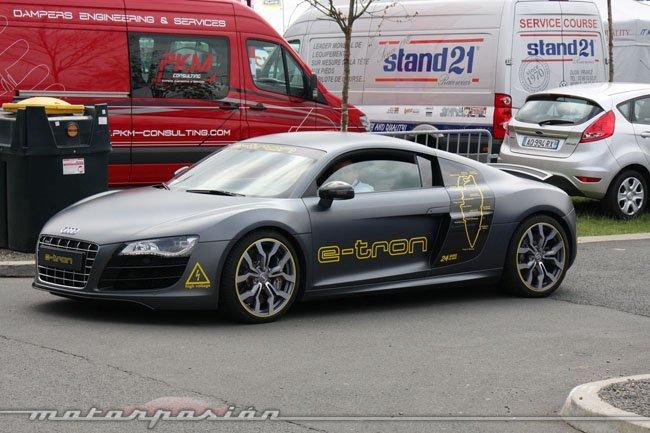 Audi e-tron 24 Horas Le Mans