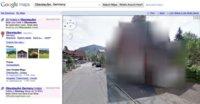 Google Street View se estrena en Alemania con un puñado de casas... ¿o de píxels?