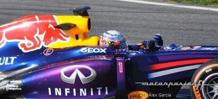 Sebastian Vettel y Red Bull, a otro nivel en las pruebas de la mañana