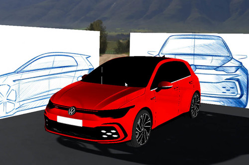 El diseño de coches Volkswagen: de usar lápiz y papel a utilizar algoritmos y resolución 4K