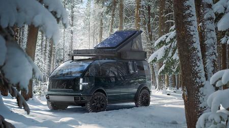 La pickup eléctrica de Canoo de 600 CV es toda una navaja suiza con ruedas que se puede convertir en camper