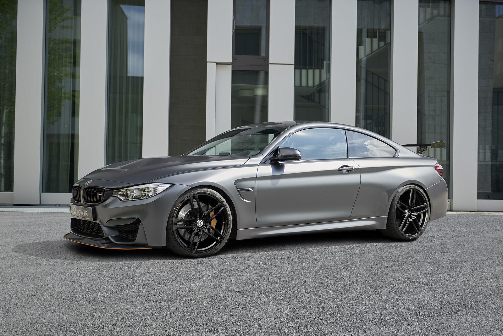 Foto de G-Power BMW M4 GTS (2/5)
