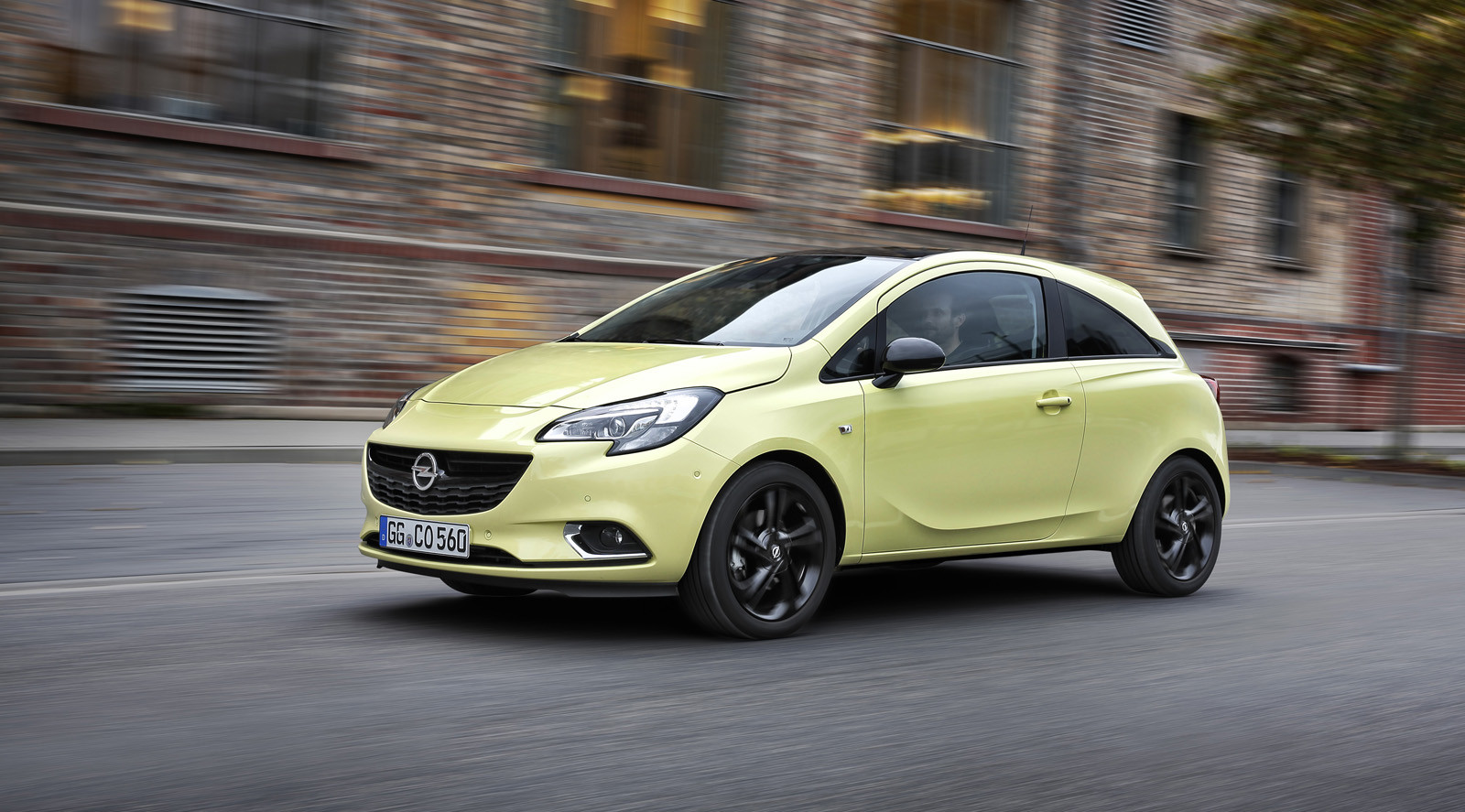 Foto de Opel Corsa (comparativa) (42/47)