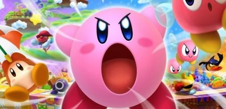 Variedad ante todo con Kirby Triple Deluxe