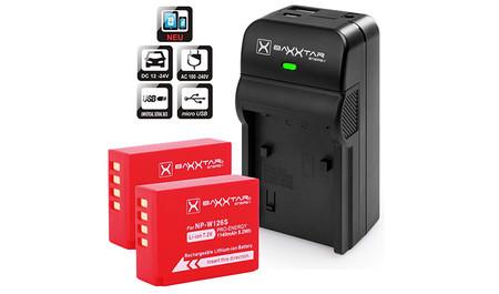 Baxxtar Pack Bateria Cargador