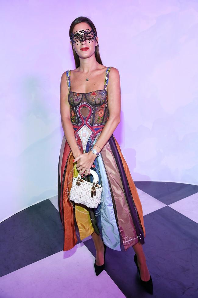 Dior Hc Ss18 Ball Gala Gonzalez