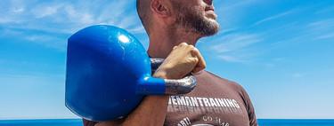 HIIT con kettlebells: un entrenamiento para poner tu core a tono
