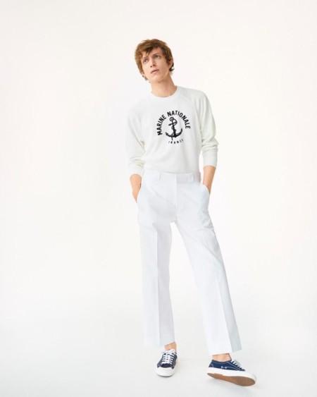El blanco se convierte en el catalizador de tus outfits de verano