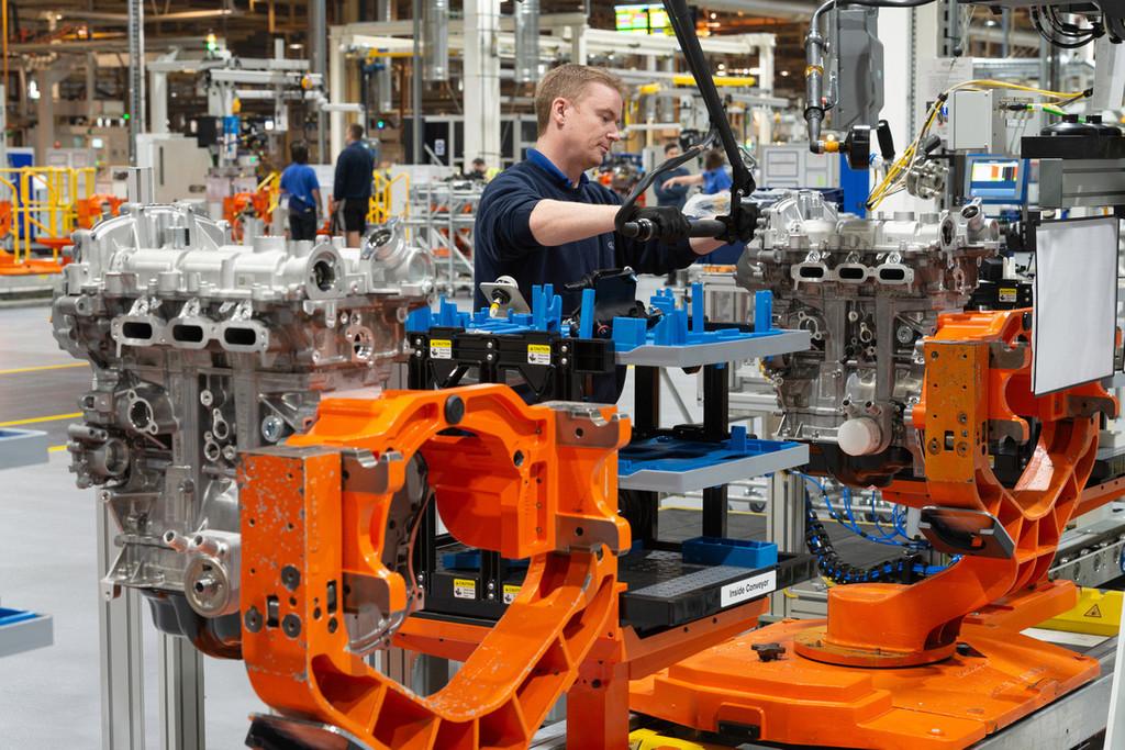Ford propone el cierre de una de sus fábricas de Reino Unido: la factoría de motores de Bridgend, en Gales