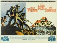 Western: 'Río Conchos' de Gordon Douglas