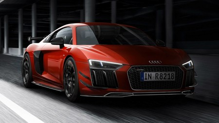 Audi R8 V10 Plus Performance Parts 1