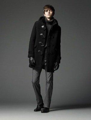 Burberry Black Label: el lookbook de la colección Otoño-Invierno 2010/2011