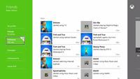 Nueva aplicación de amigos y más logros en Xbox One, ahora con seguidores y desafíos temporales