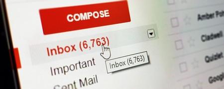 Buzón de entrada Gmail