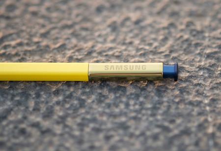 Un S Pen con cámara: una patente muestra un puntero con zoom óptico, otro posible escape de Samsung al 'notch'