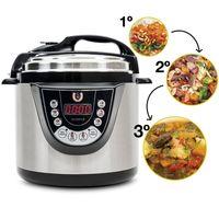 Oferta para la cocina en Amazon: olla inteligente Cecotec GM Modelo D por 49,90 euros con envío gratis