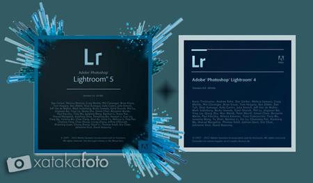 lr5 comparado con lr4