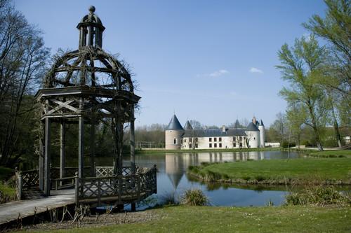 Los perfumes del Loira en el castillo de Chamerolles