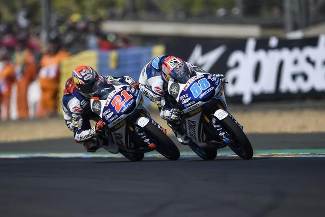 Jorge Martín vuelve a ser implacable y suma su cuarta pole de 2018 en Moto3