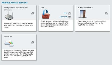 Servicios de acceso remoto, distintas formas de poner nuestros archivos accesibles desde internet