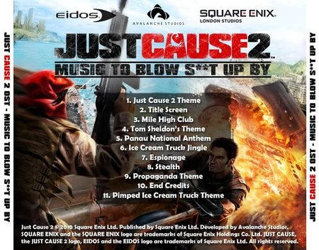 Just Cause 2 - OST