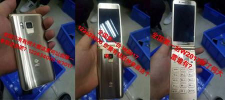 Samsung todavía tiene smartphone de gama alta en la recámara, con tapa