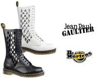 Las Dr. Martens de Jean Paul Gautier