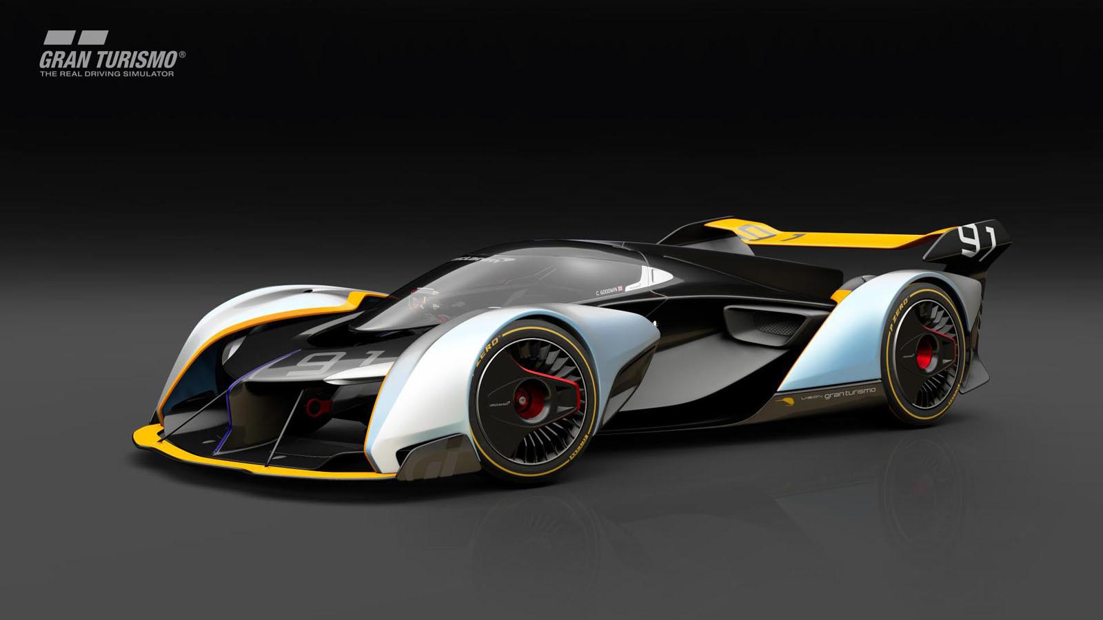 Foto de McLaren Ultimate Vision Gran Turismo (10/10)