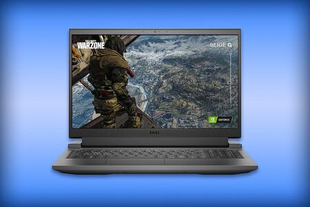 Laptop Dell para gaming por menos de 20,000 pesos en Amazon México: ideal para trabajar y disfrutar de juegos a 60fps