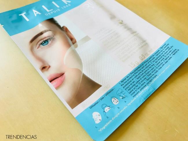 talika  mascarilla arcilla review