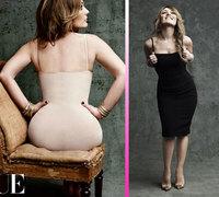 Las famosas demuestran naturalidad en Vogue