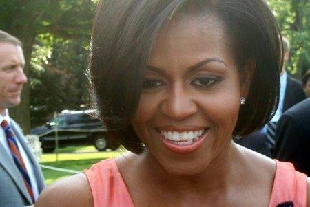 La visita de Michelle Obama deja un impacto de más de 10 millones en publicidad televisiva