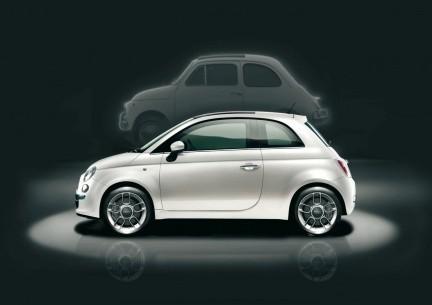 Fiat 500, galería de imágenes y datos oficiales
