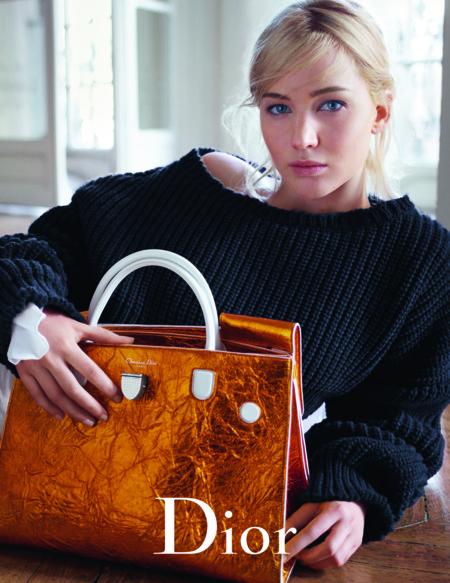 Jennifer Lawrence Spring Summer 2016 Dior Campaign Credit Dior 5