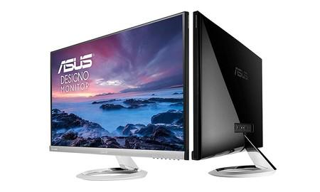 ASUS Designo MX279HE, un monitor de cuidado diseño, con 27 pulgadas Full HD, que Amazon nos deja hoy en 219 euros