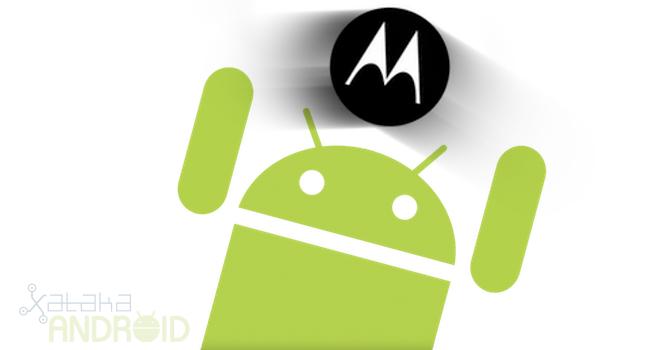 Google compra la división móvil de Motorola