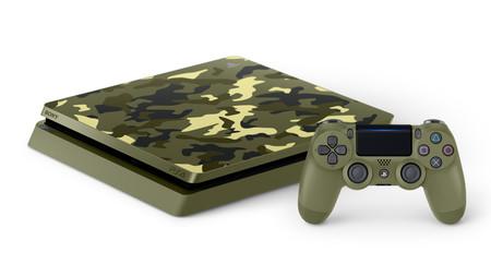 El modelo de PlayStation 4 de Call of Duty: WWII se promociona con su propio tráiler