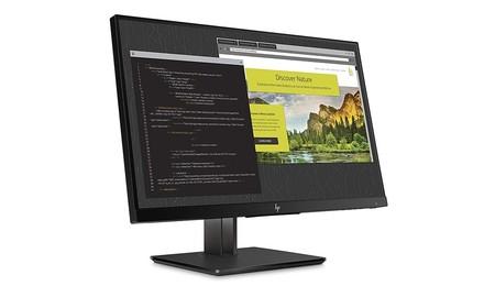 HP Z24nf G2, un monitor de trabajo que hoy, en Amazon te puedes llevar por 179 euros