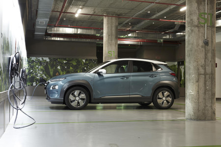 Hyundai Kona Electrico 4