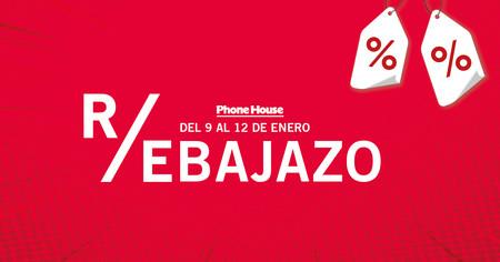 Rebajazo del 9 al 12 de enero en Phone House: móviles Xiaomi, Huawei o Samsung ahora más baratos